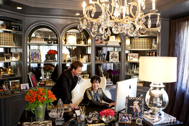 Kris Jenner OfficeEnvy