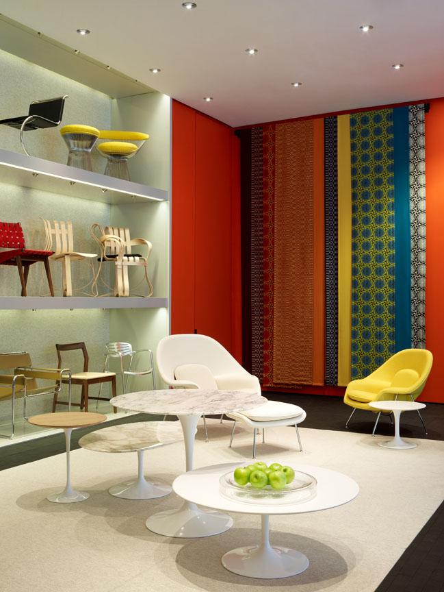 knoll nyc 1330 sixth avenue ny ny may 2013 officeenvy new knoll new york showroom now open at 1330 avenue of the