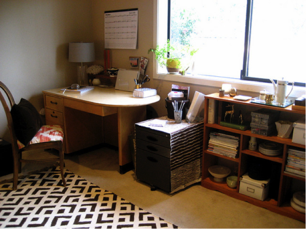 5 new home office design and furniture arrangement ideas officeenvy - Office furniture arrangement ideas ...