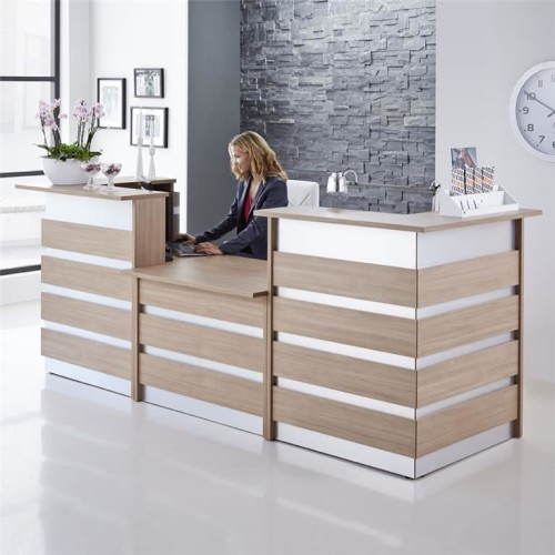 To Create Impressive Reception Areas, Companies Can Purchase Stylish Executive  Furniture. Try A Smart Curved Executive Desks Or A Contemporary Stylish ...