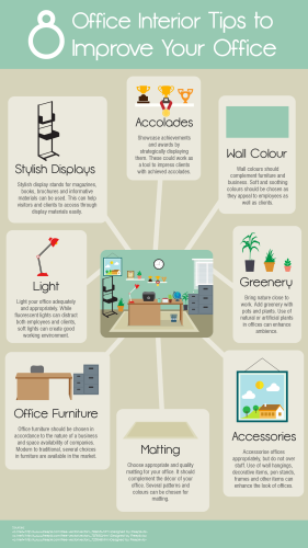 8 Office Interior Tips to Improve Your Office