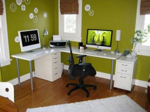 feng shui home office. colored walls diana 426 feng shui home office i