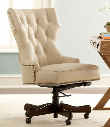 Conroy Leather Office Chair by Hooker Furniture