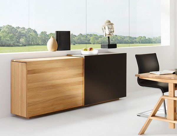 Cubus Storage Cabinet by Wharfside