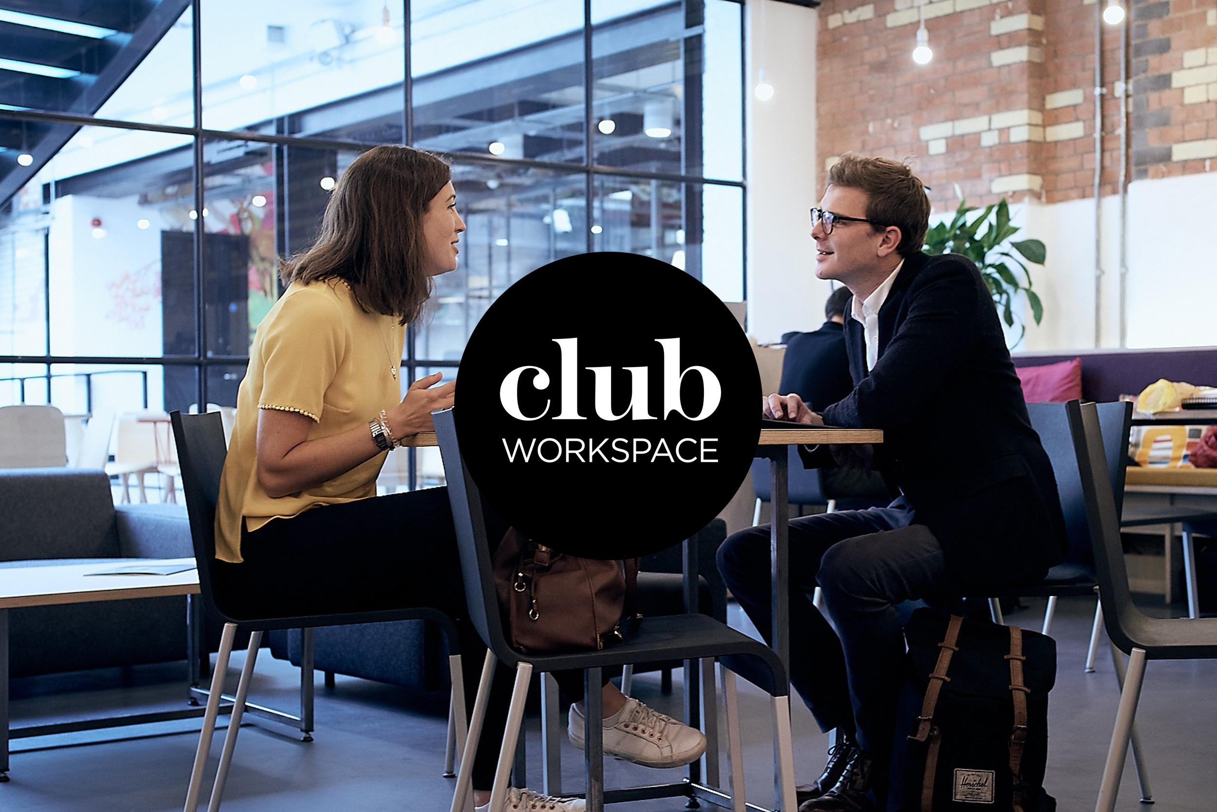 CLUB WORKSPACE IMAGE
